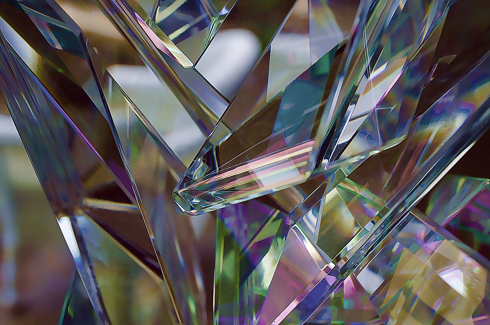 Photograph Reflecting Glass Sculpture by Phyllis Plotkin on 500px
