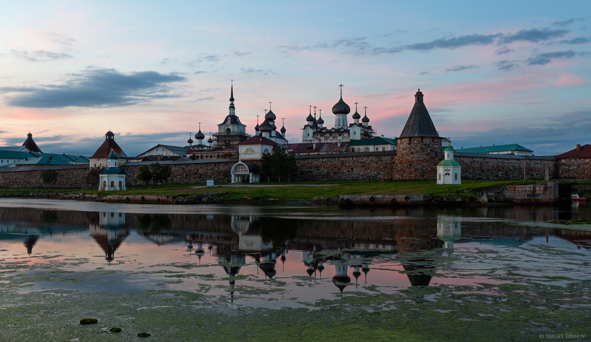 Photograph Solovetskiy monastery by Sergey Ershov on 500px