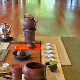 Tea Ceremony. 茶会。 by FaceChoo Yong (FacechooYong)) on 500px.com