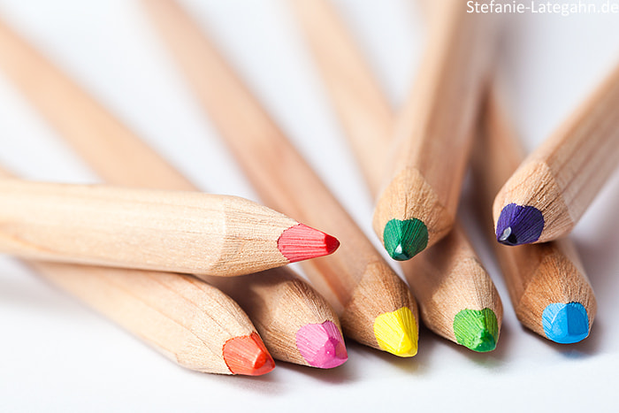 Photograph Colored pencils by Stefanie Lategahn on 500px