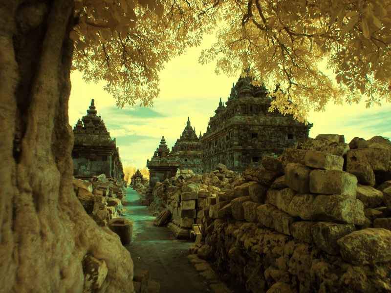 Photograph ..Plaosan Temple.. by ican Lightcatcher on 500px