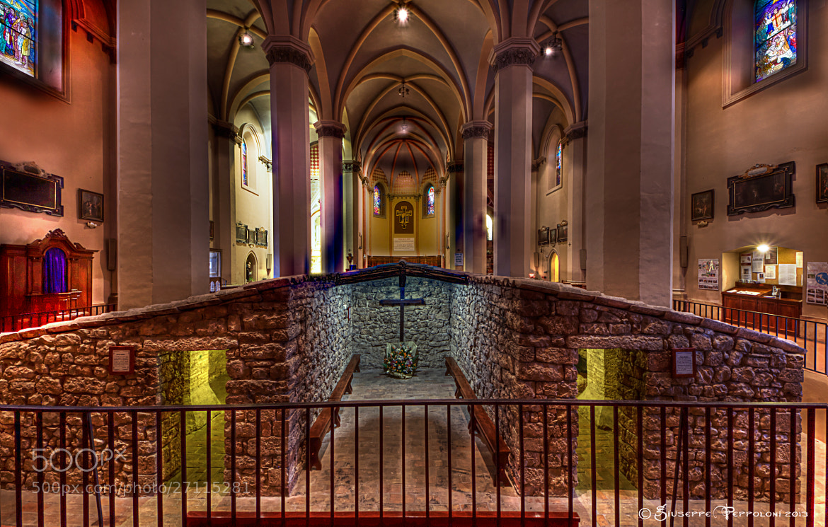 Photograph Santuario Santa Maria (PG) by Giuseppe  Peppoloni on 500px