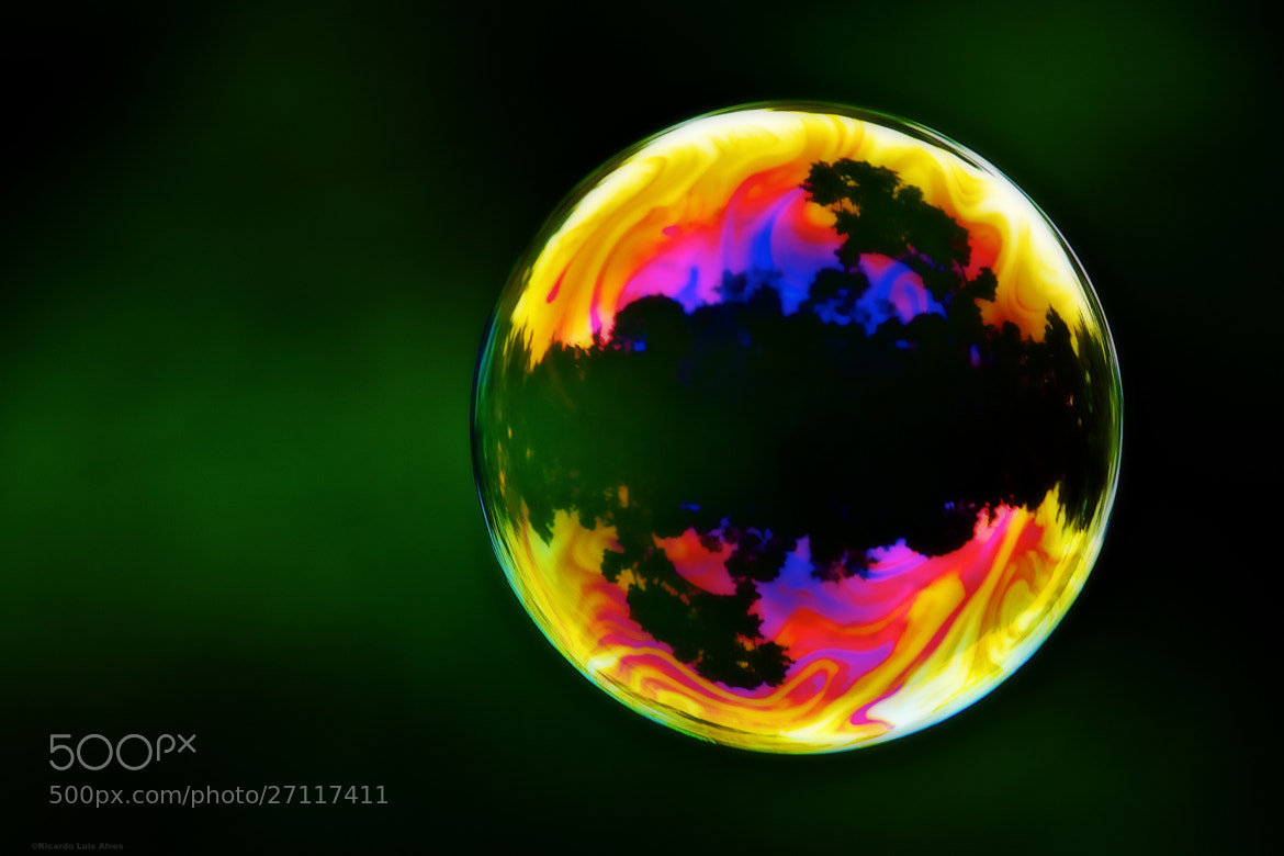 Photograph Fire Bubble by Ricardo  Alves on 500px