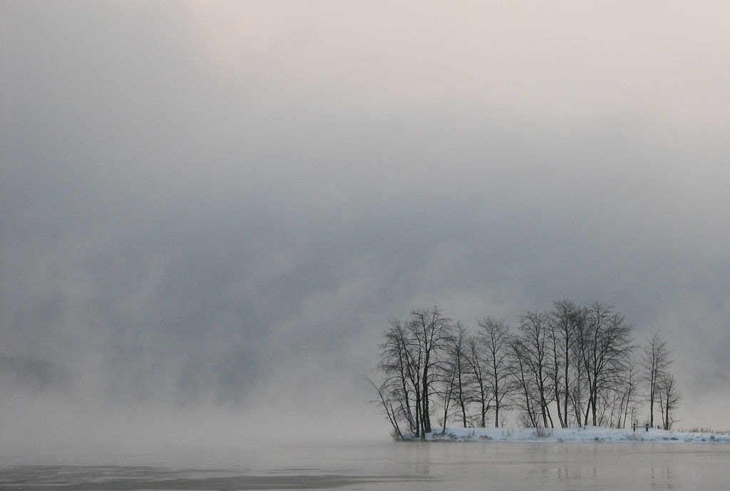 Photograph Fog over Valdai lake by Nickolay Belostotsky on 500px
