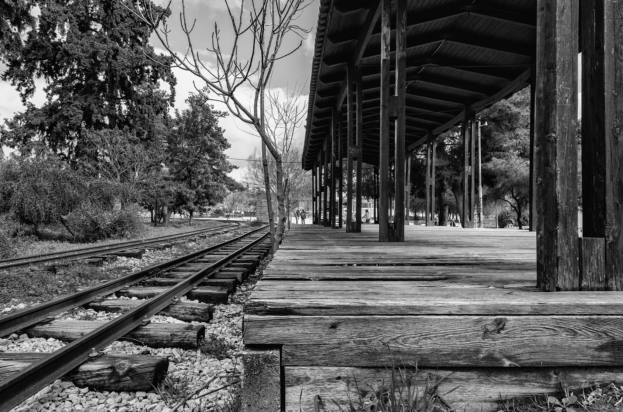 Photograph Long Wait for A Train Don't Come by Manos Pergioudakis on 500px