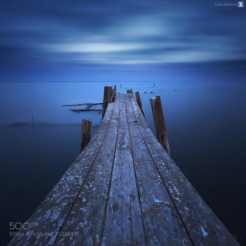 Photograph blue day by sultan alghamdi on 500px