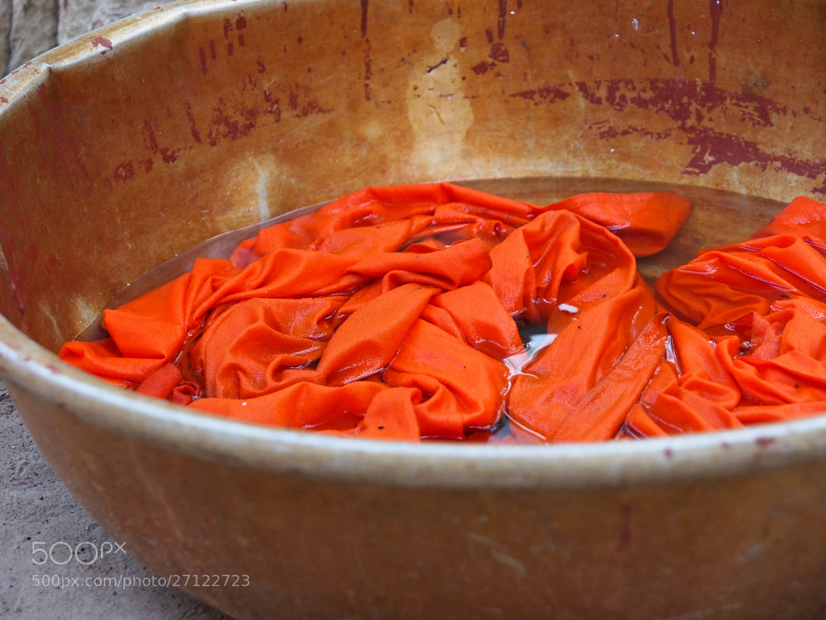 Photograph Monk Washing by Jodie Taylor on 500px