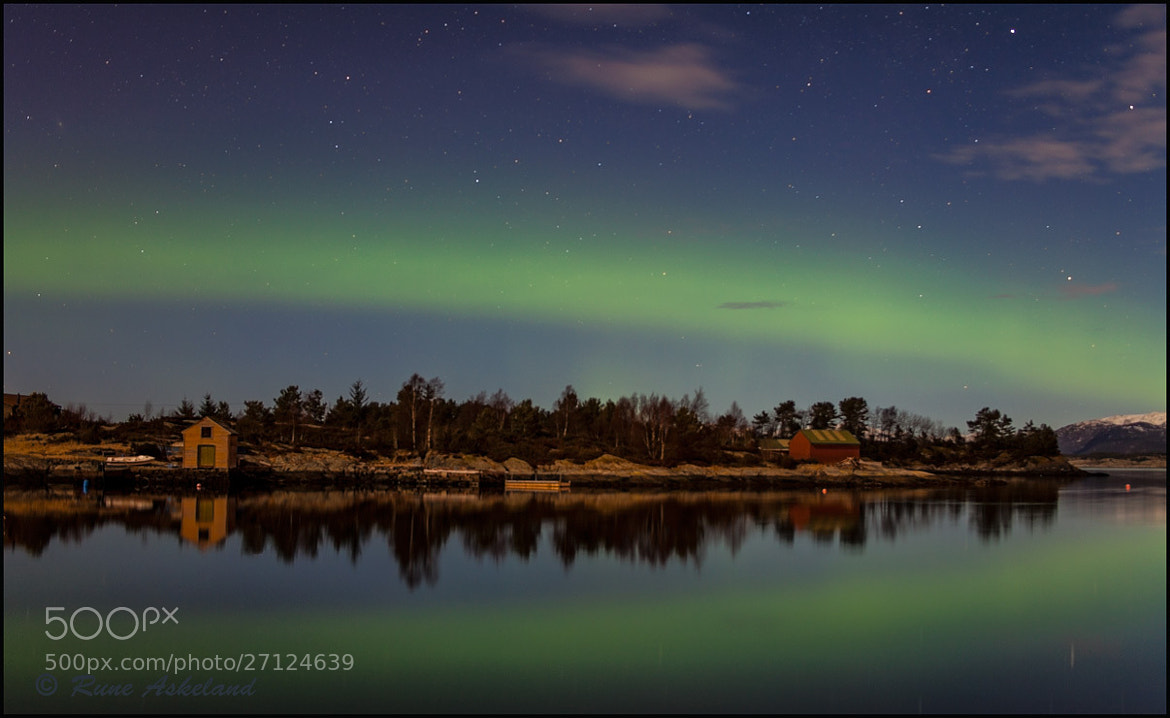 Photograph Midnight by Rune Askeland on 500px