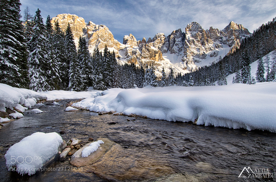 Photograph VAL VENEGIA rivisited by Mattia Zambaldi on 500px