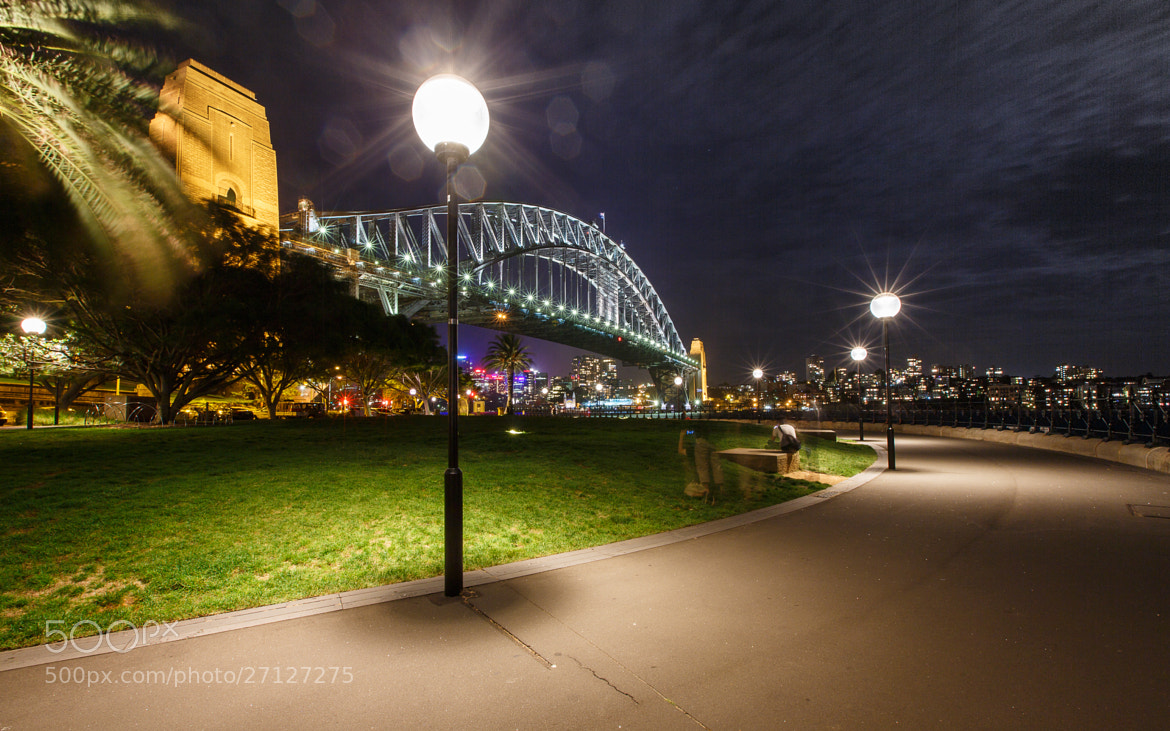Photograph Dawes Point Under the Bridge #1 by Mark Coker on 500px