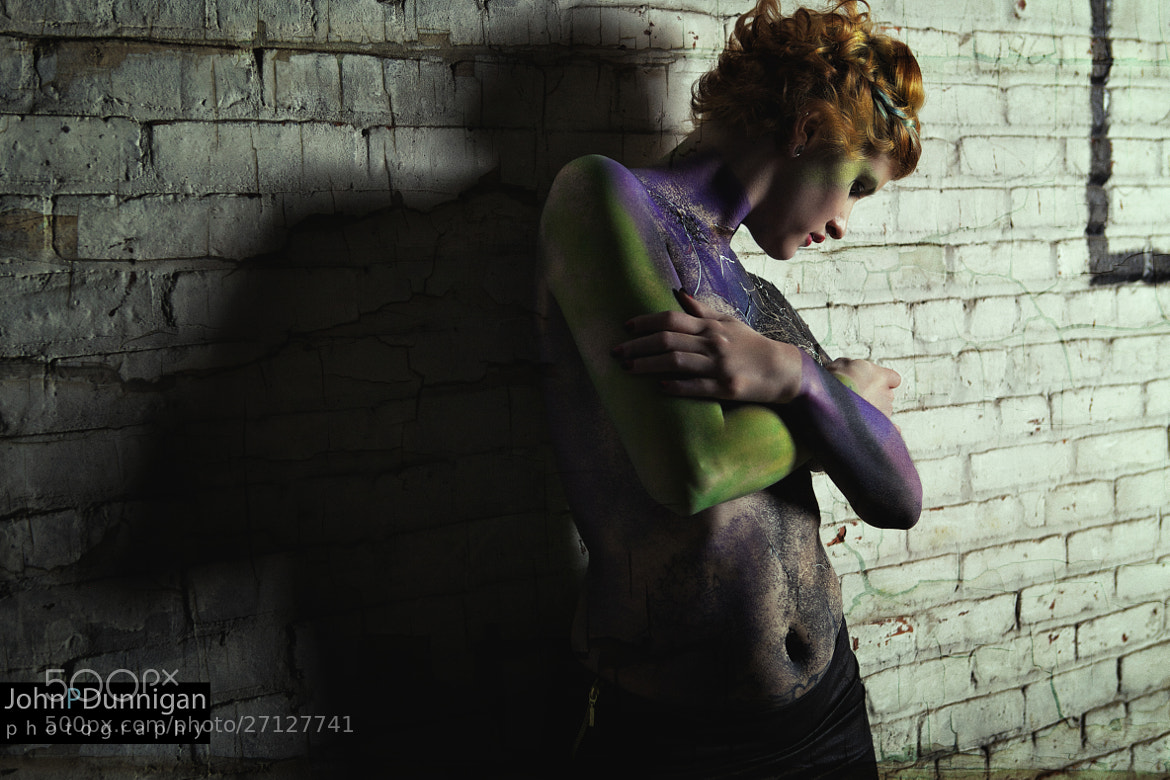 Photograph painted beauty 2 by John Dunnigan on 500px
