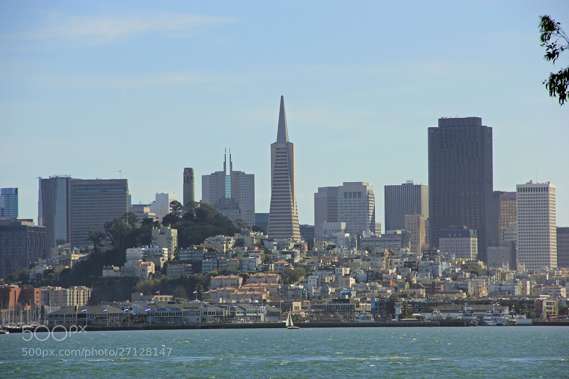 Photograph City By The Bay by James Roberts on 500px