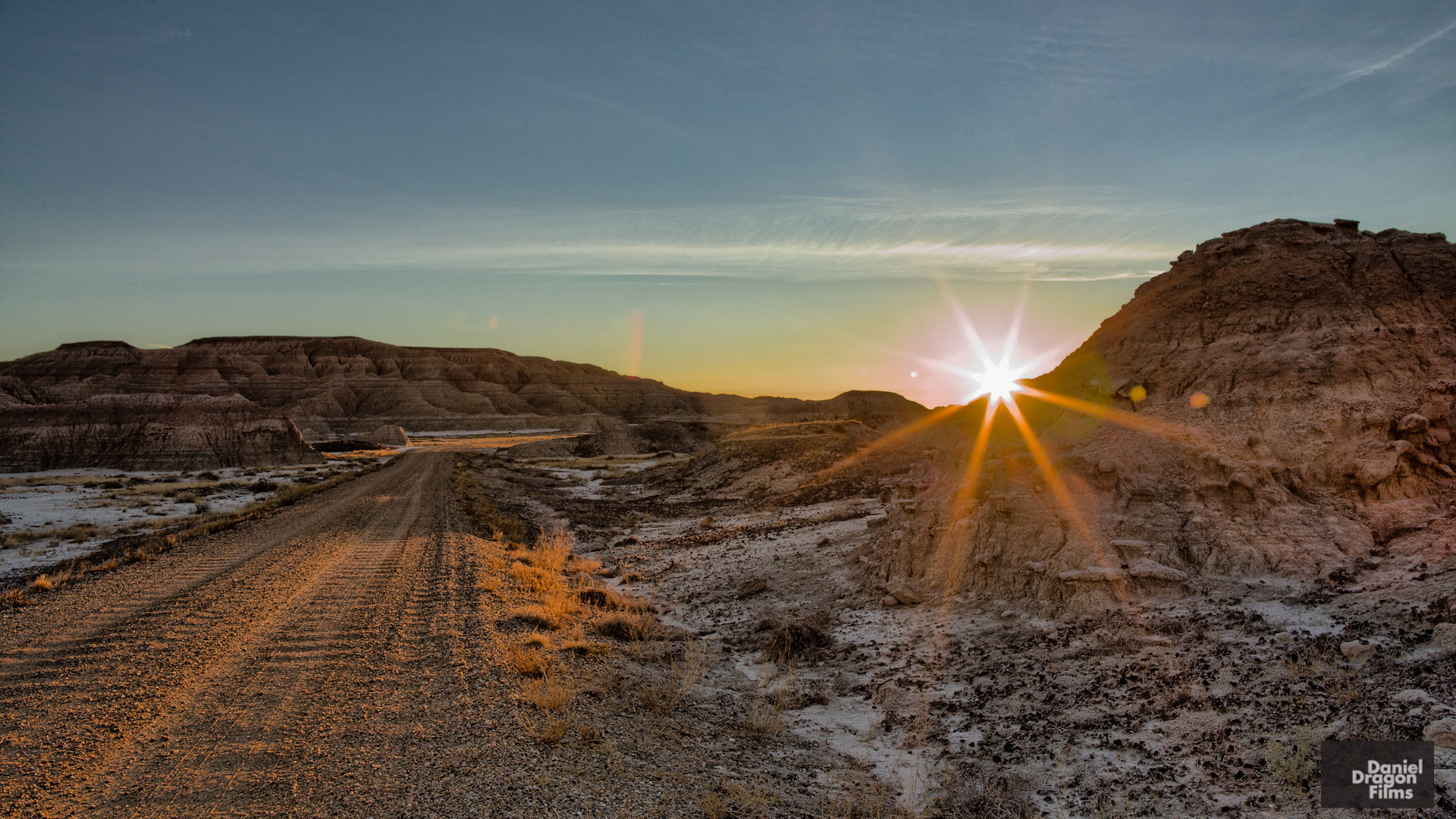 Photograph Badlands Trail at Daybreak by Daniel Lowe on 500px