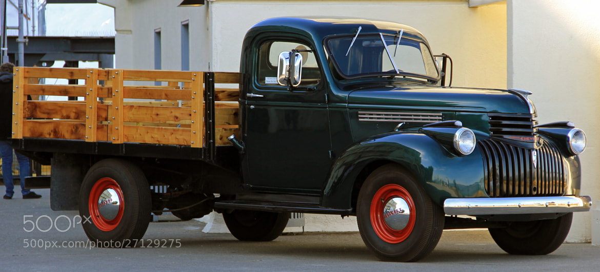 Photograph Old Truck by James Roberts on 500px
