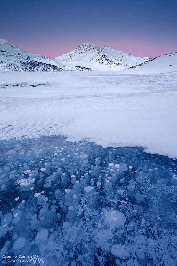 Photograph Ice Planet by Gianluca Cantelli on 500px