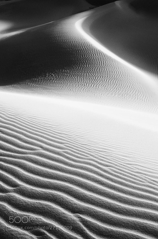 Photograph Desert Textures by Csilla Zelko on 500px