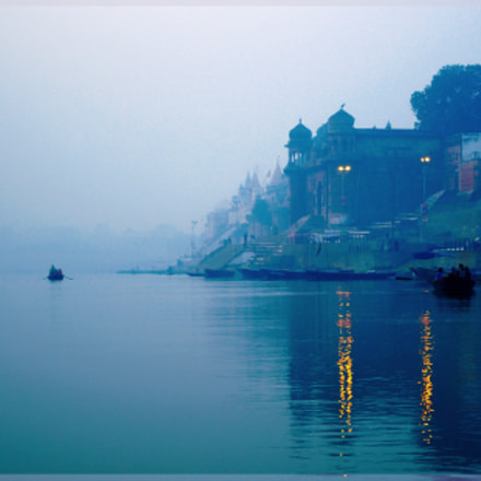 Before Sunrise @ Varanasi
