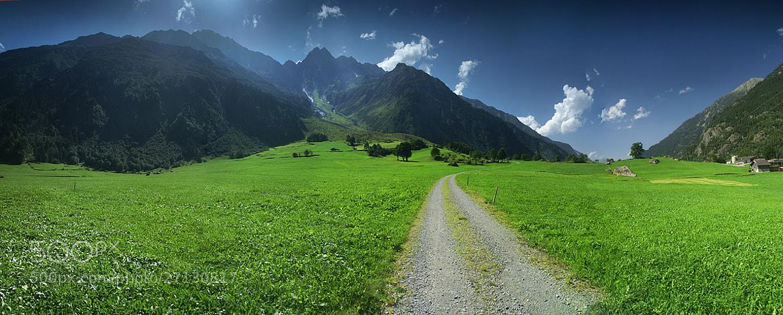 Photograph Green Land by Karol Nienartowicz on 500px