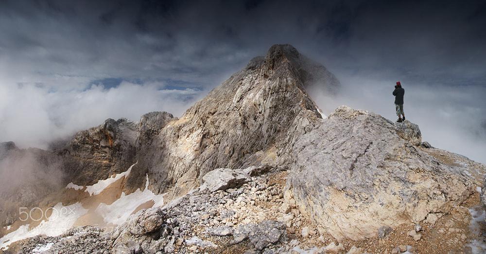 Photograph Mountain Photographer by Karol Nienartowicz on 500px