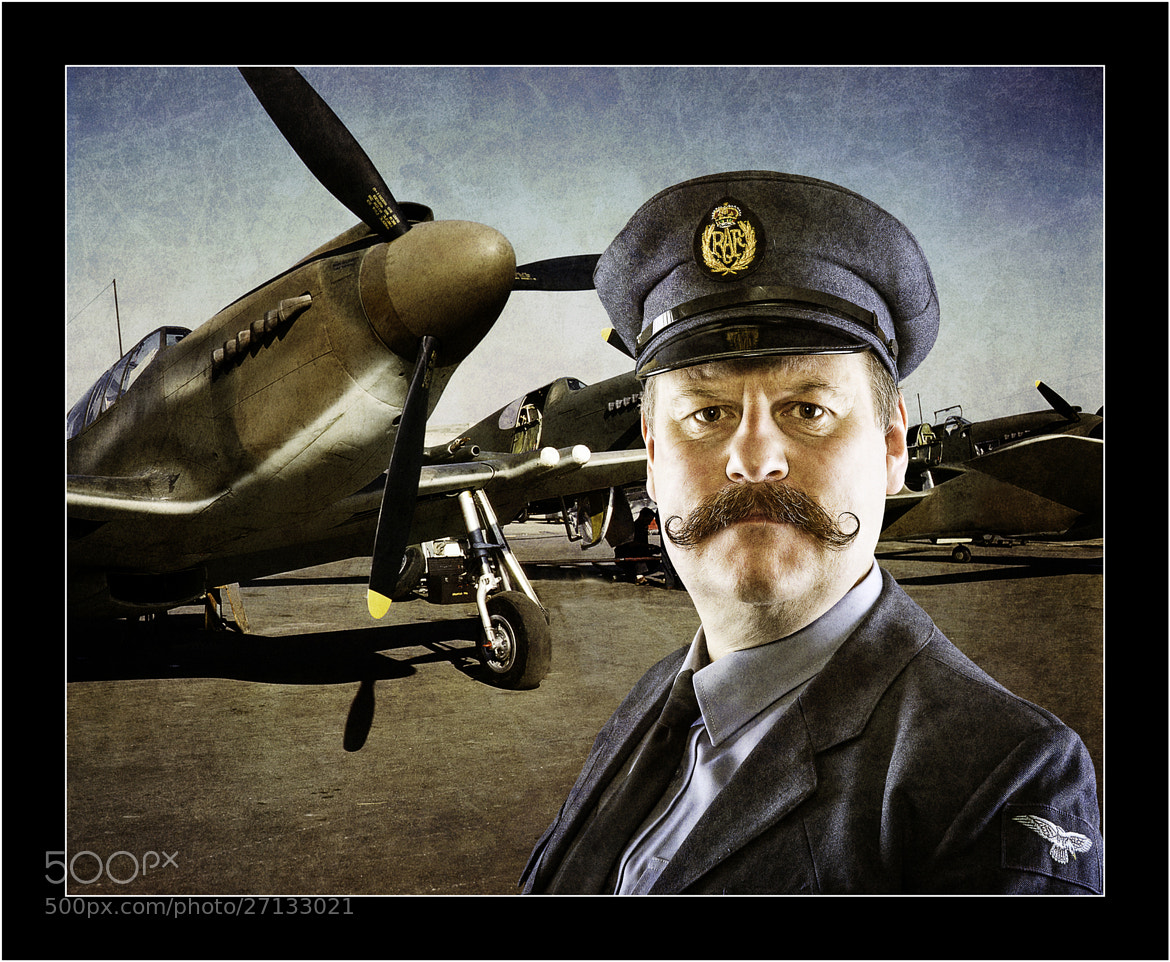 Photograph The Pilot by Kevin Sharpe on 500px