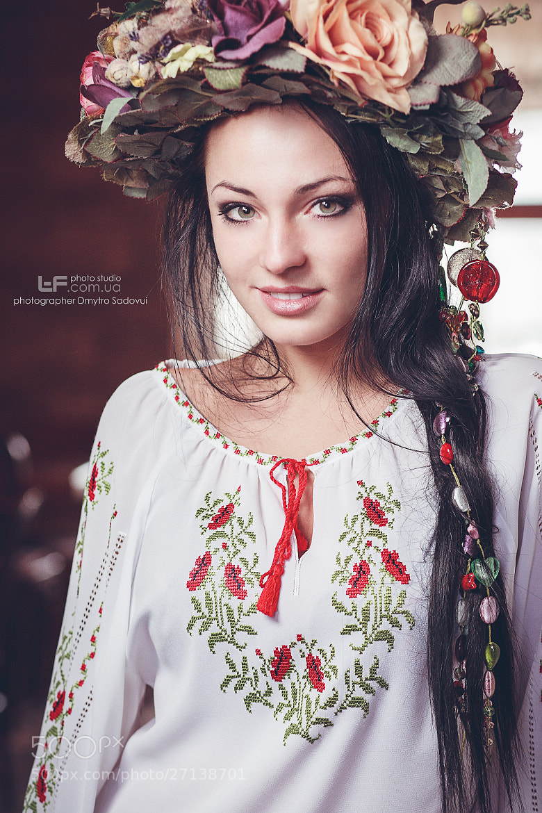 Photograph Oksana by Dima Sadovuy on 500px