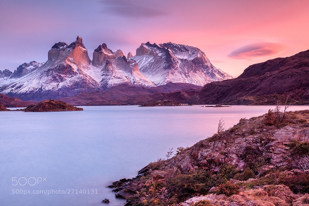 Photograph Patagonia by Helminadia Ranford on 500px