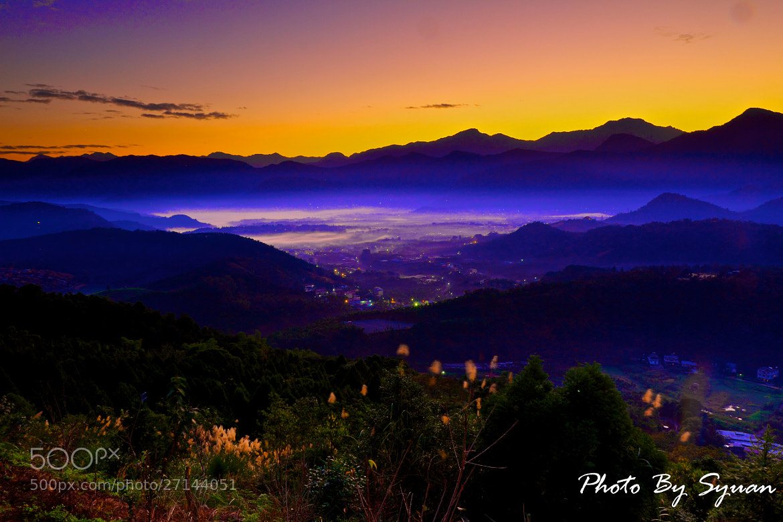 Photograph Jinlongshan by Hsuan-Yu Chuang on 500px