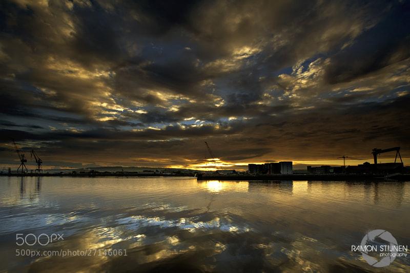 Photograph Belfast Harbour by Ramon Stijnen on 500px