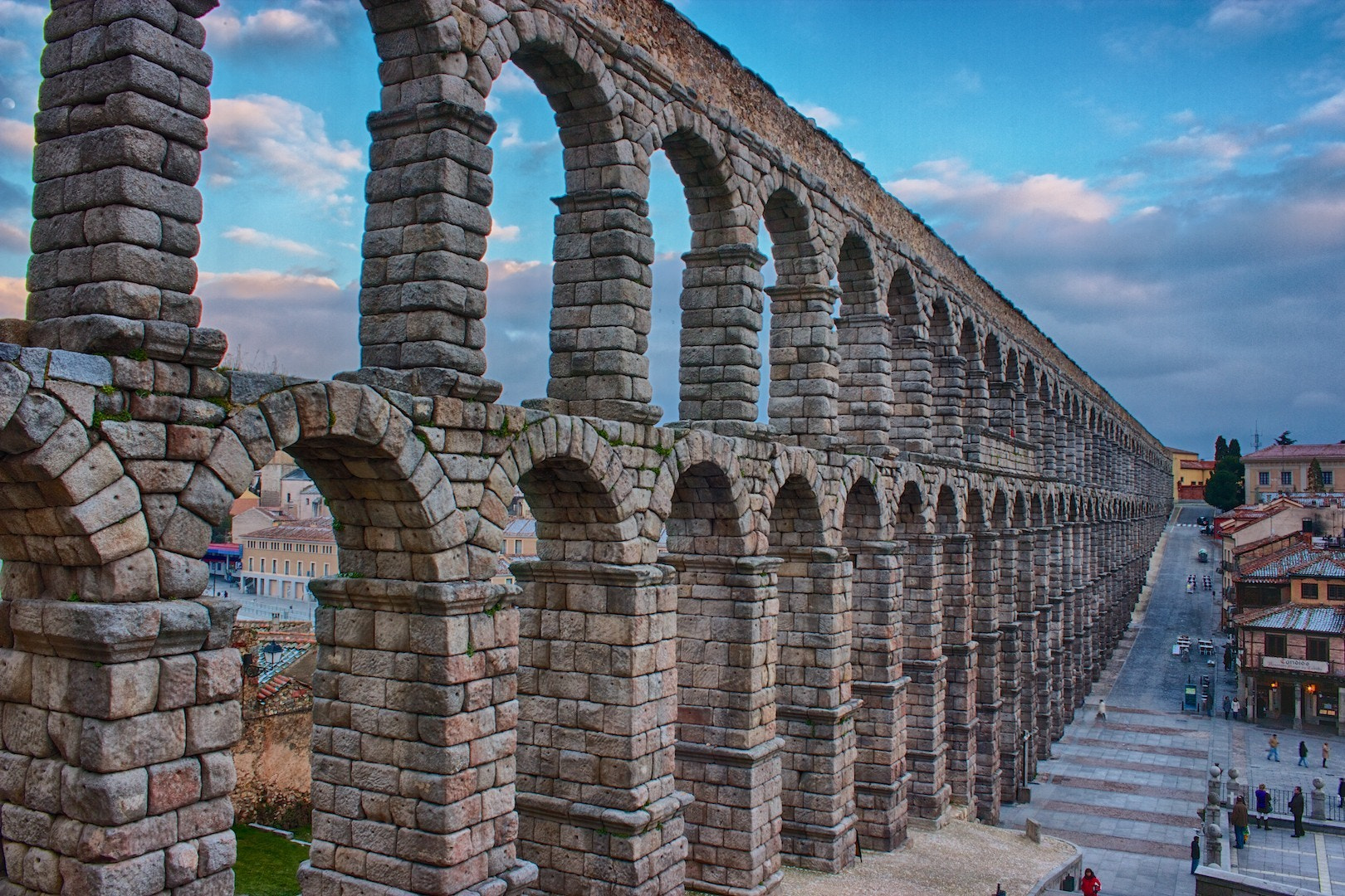 Photograph Roman Aquaduct by Pete Robinson on 500px