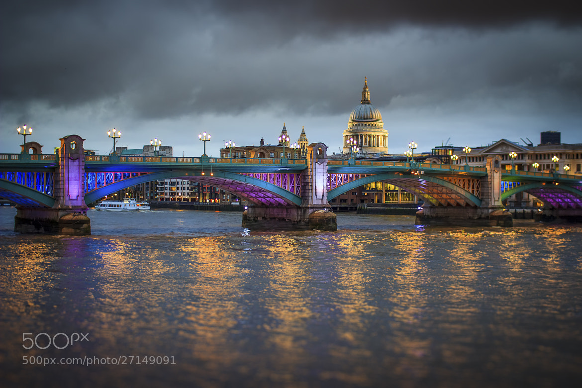 Photograph Washed in lights by Nick Pandev on 500px