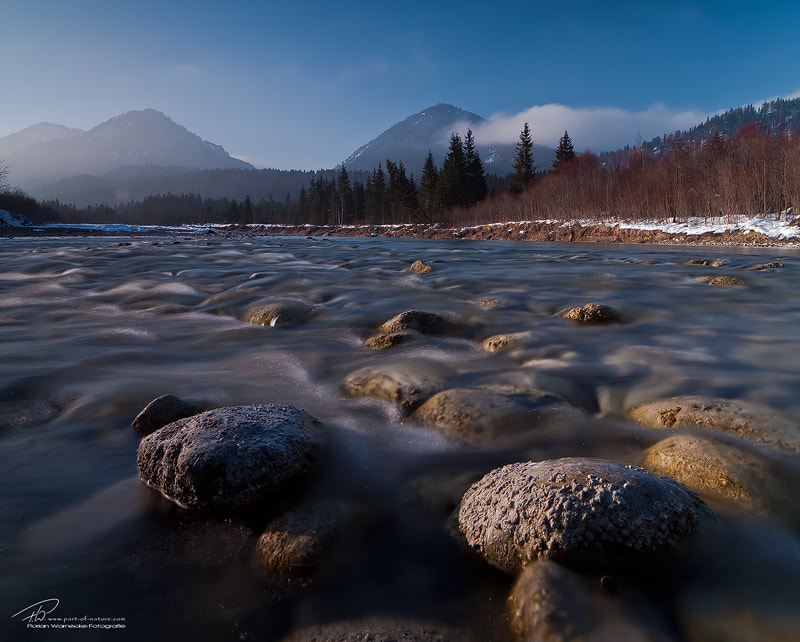Photograph Afternoon at the riverbed by Florian Warnecke on 500px