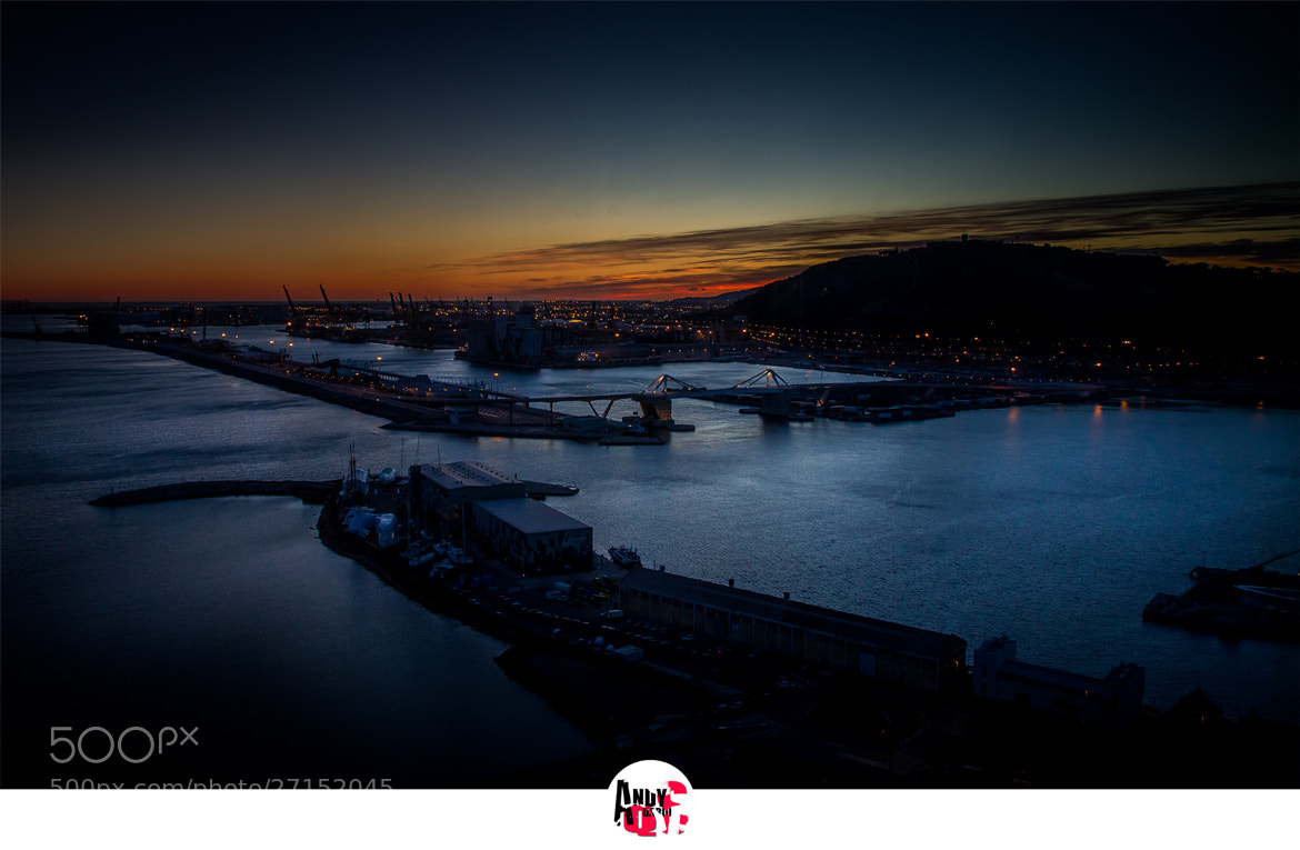 Photograph Barcelona Port by Andy Quarius on 500px