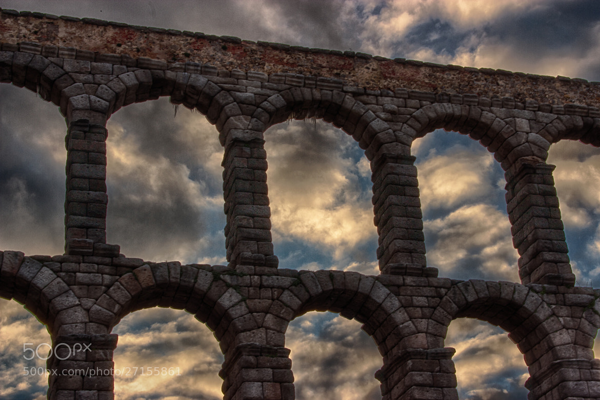 Photograph Segovia Aquaduct by Pete Robinson on 500px