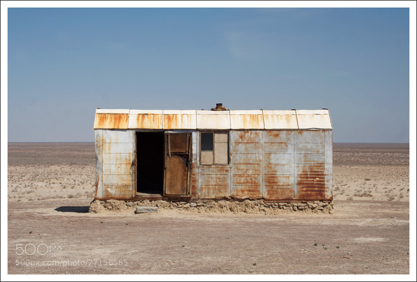 Photograph Aral Sea by Anne Harestad on 500px