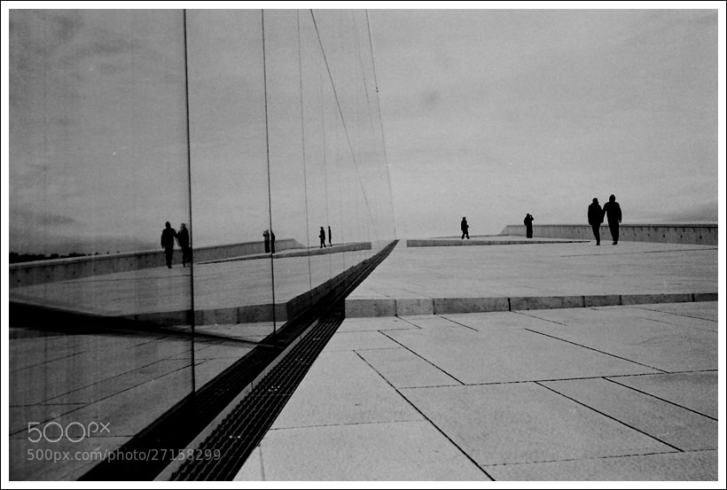 Photograph Oslo Opera House by Anne Harestad on 500px