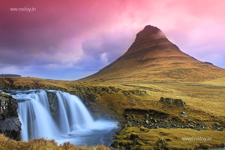 Photograph Landscape_Kirkjufellsfoss Waterfalls by Neloy Bandyopadhyay on 500px