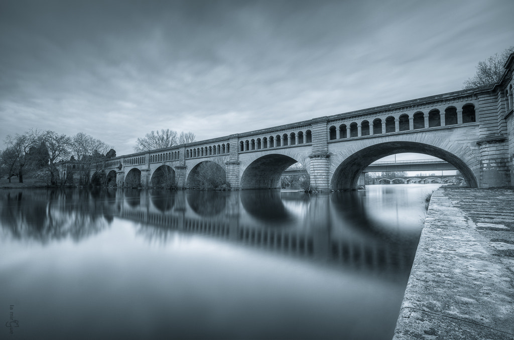 Photograph Pont-Canal, Béziers by Lamirgue Guillaume on 500px