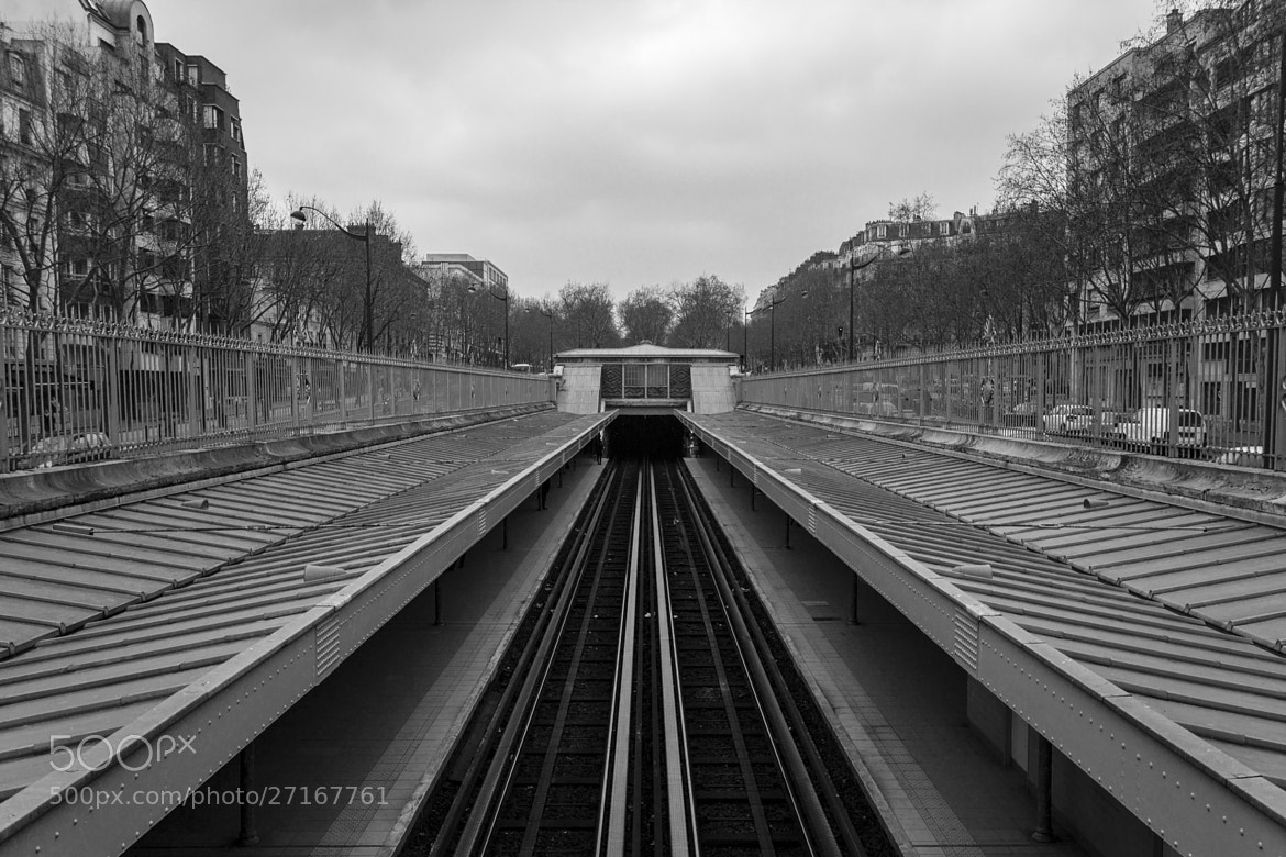 Photograph Rails 1 by Manu Garcia on 500px