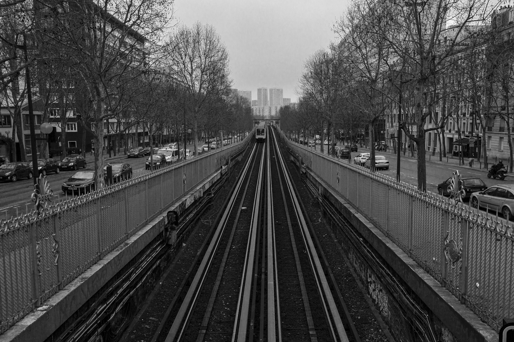 Photograph Rails 2 by Manu Garcia on 500px