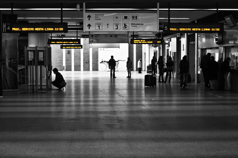 Photograph Sitting and Waiting by Pedro Maia on 500px