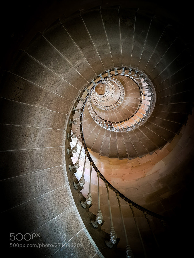 Perron Stairs