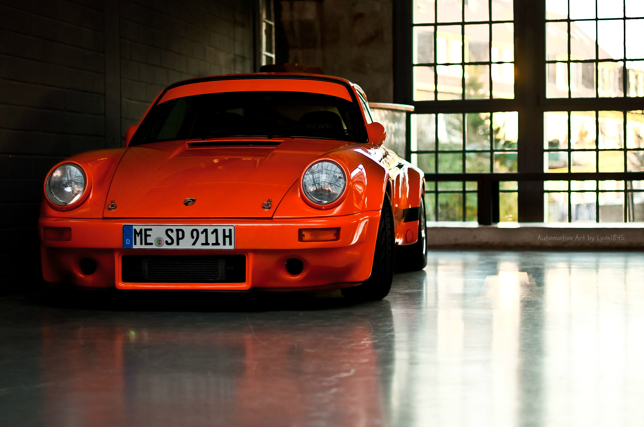 Photograph Porsche Carrera RS by lyon1845 on 500px