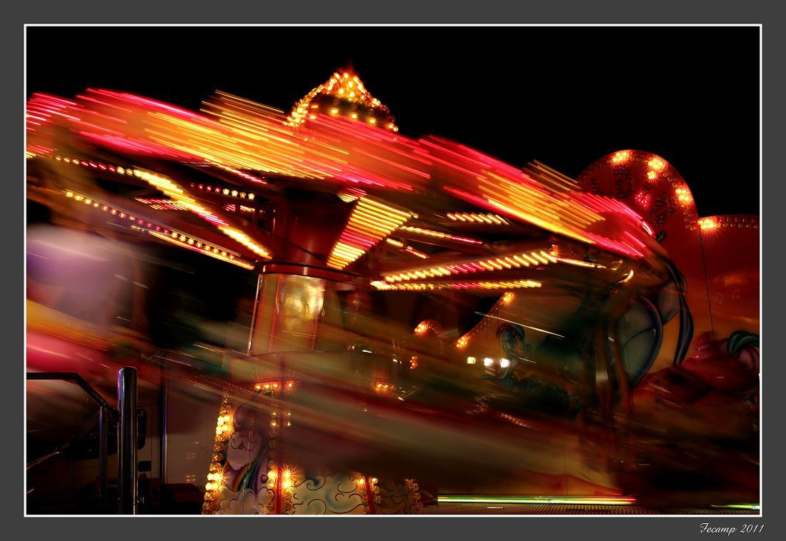 Photograph Merry-go-round by Jean-François Boulet on 500px