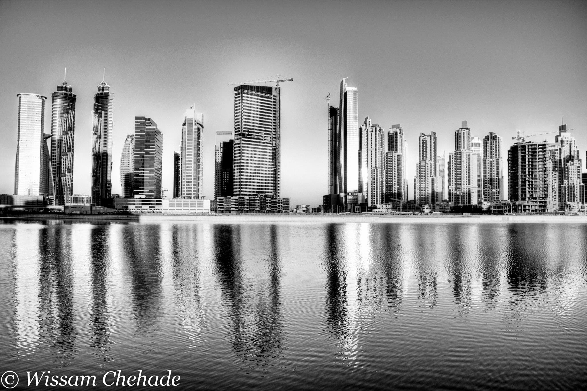 Photograph Sunrise Reflections  by Wissam Chehade on 500px