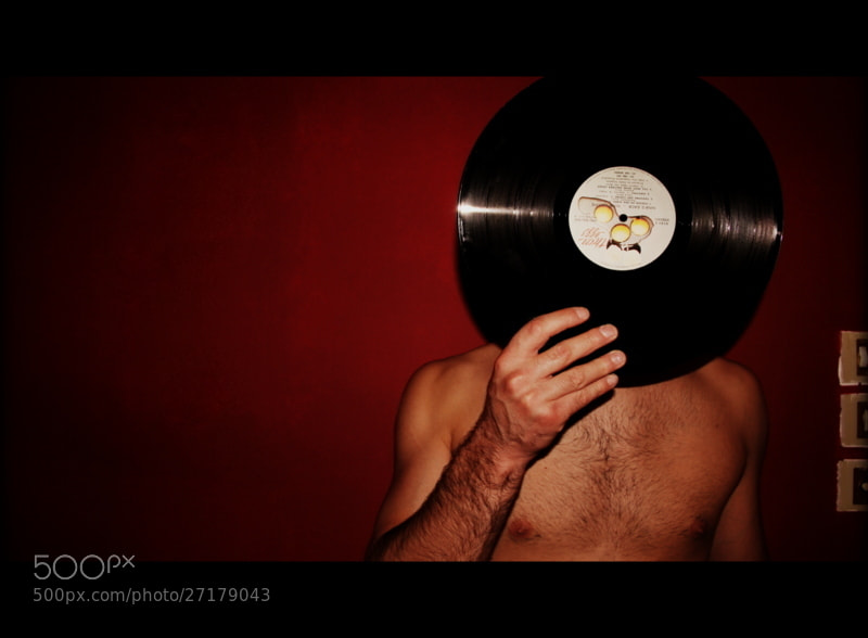 Photograph Vinyl Boy by Vassoula Paraschi on 500px