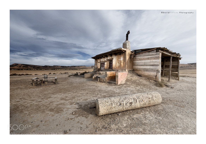Photograph Desert Hut by David Pintado on 500px