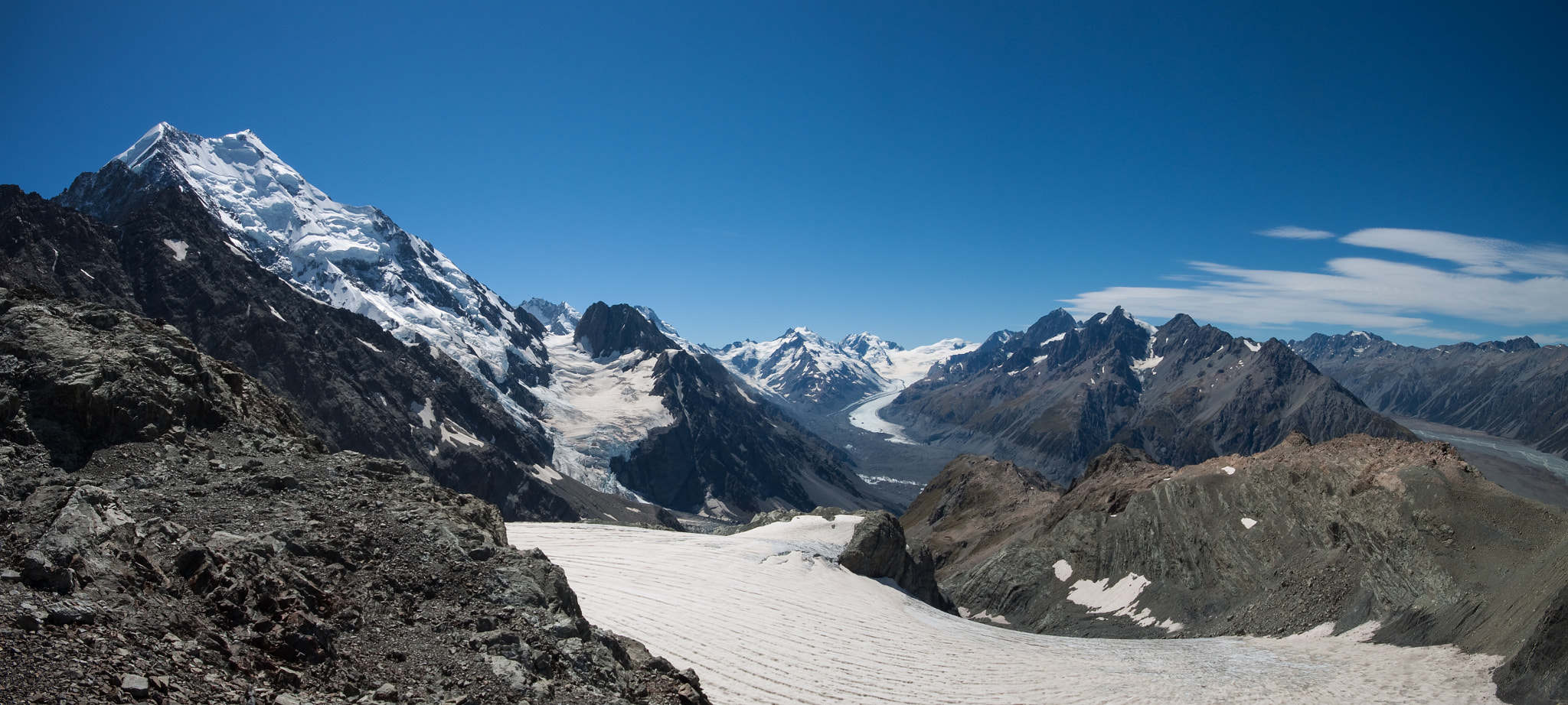 Photograph Mount Cook National Park by David Lennox on 500px