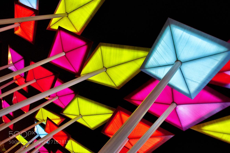 Photograph Kites by Joseph Qiu on 500px
