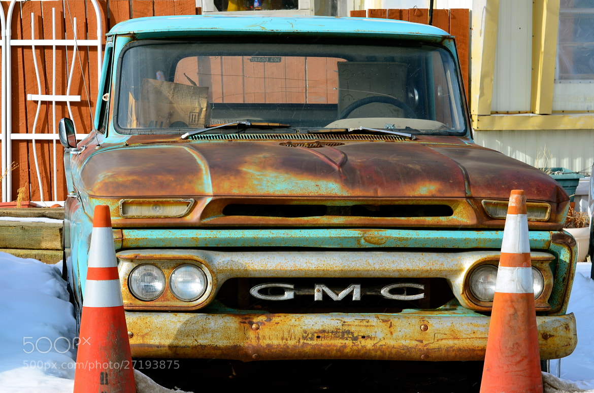 Photograph GMC by Clint Carter on 500px