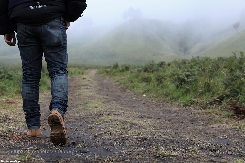 Photograph Walk Away by Binsar Nasution on 500px